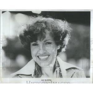 1980 Press Photo Ami silvestre Actress - RSC56205
