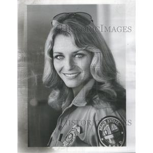 1979 Press Photo Christine DeLisle Beach Patrol - RSC69025