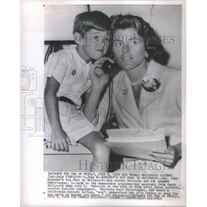 1960 Press Photo Actor Pater Lawford - RSC71369