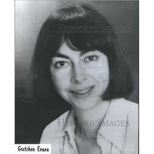 1977 Press Photo Gretchen Evans Actress Busy Body - RSC82399
