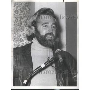 1978 Press Photo Dan Haggerty Actor - RSC77627