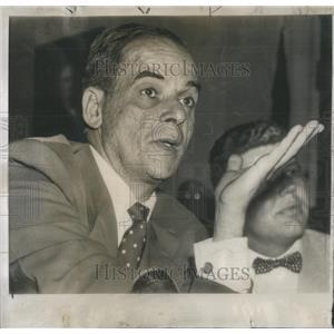 1951 Press Photo Marc Lawrence American Film Actor - RSC66255