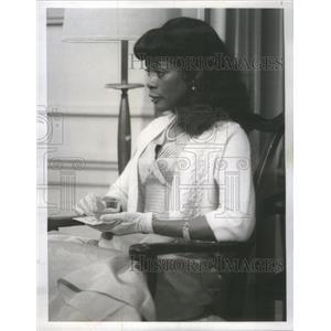 1978 Press Photo Cicely Tyson King Film Actress - RSC84777