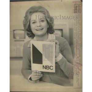 1977 Press Photo Barbara Walters NBC Television Hostess Personality - RSC79523