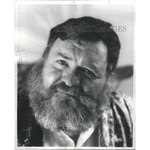 1977 Press Photo Actor Bill Mauck. - RSC78653