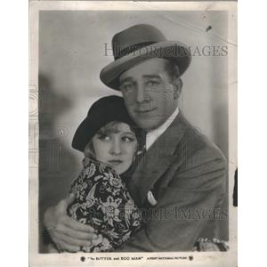 1928 Press Photo Actor and Actress Jack Mulhall and Greta Nissen - RSC58471
