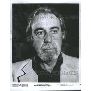 1975 Press Photo Fernando Rey Spanish Actor - RSC83799
