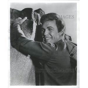 1974 Press Photo Harve Presnell Gaylord Ravenal Show Boat - RSC74225