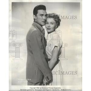 1952 Press Photo Terence Morgan English Film & Television Actor - RSC88187