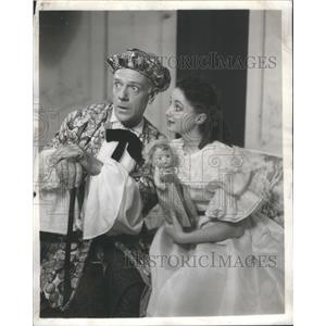 1959 Press Photo Murray Matheson Australian Stage Film Television Actor