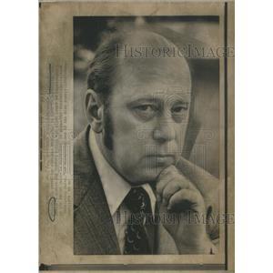 1974 Press Photo Alexander Dologun home Rockville Soviet union American medicine