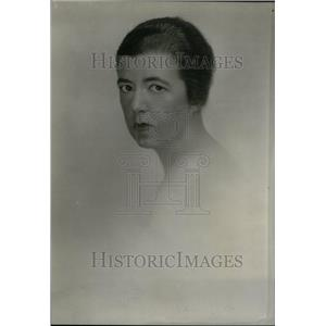 Press Photo Portrait Mrs. Dorothy McCamh (?) - RRU24091