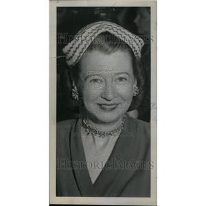 1953 Press Photo William F McGlone Central City House - RRU24263
