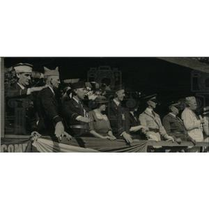 1933 Press Photo American Legion State Convention James - RRU31071