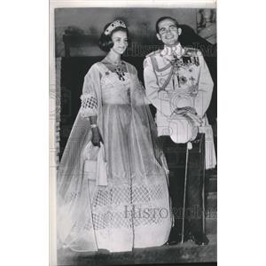 1964 Press Photo Greek King Constantine Princess - RRV09375