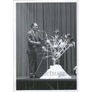 1960 Press Photo Jack Foster - RRV20665