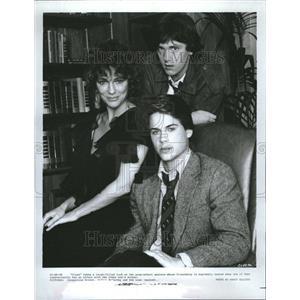 1983 Press Photo Jacqueline Bisset English actress Emmy - RRV21633