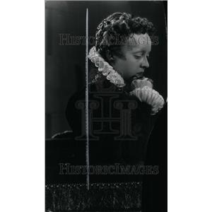 1939 Press Photo Bette Davis Dark Victory