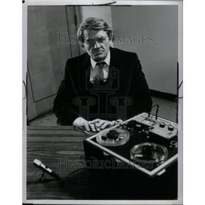 1981 Press Photo Holbrook American Actor Abraham Stowe - RRU44585