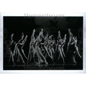 Press Photo Joffrey Ballet perform Leonide Massine - RRU30925
