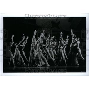 Press Photo Joffrey Ballet perform Leonide Massine