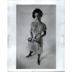 1983 Press Photo Judd Sheldon Dance Director Entertaine - RRU37431