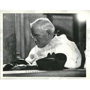 1938 Press Photo Cardinal Hayes Patrick Eminence Pictur - RRV25753