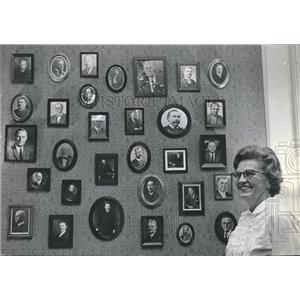 1965 Press Photo Mrs John Love Favorite Johnsn William - RRV12781