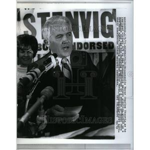 1971 Press Photo Charles Stenvig,Minneapolis Mayor - RRU42517