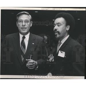 1970 Press Photo GOV. JOHN LOVE EVANS SHAW - RRV09855