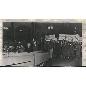 1952 Press Photo Governor Earl Warren California Justic - RRV25001