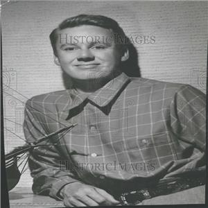 1962 Press Photo Van Johnson American Film Actor