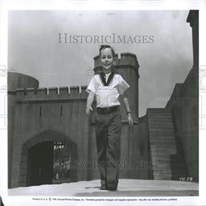 1955 Press Photo Child star Tim Hovey - RRY05343