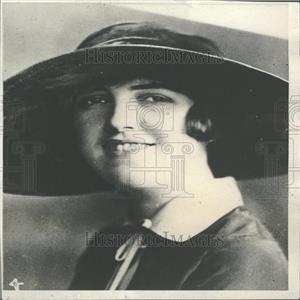 1926 Press Photo Mrs. Maxine Richards Actress - RRY29605