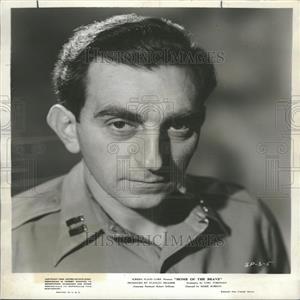 1949 Press Photo Jeff Corey  Actor - RRY13505