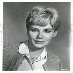 1968 Press Photo Lee Kurty American Film Actress Mich