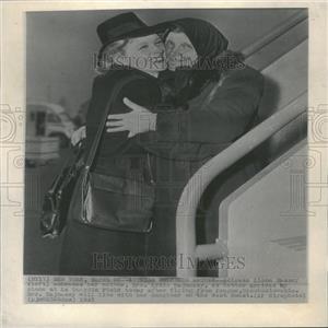 1947 Press Photo Ilona Massey Film Stage Radio Actress - RRY12191