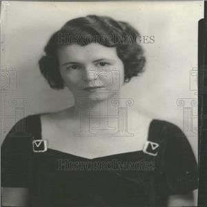 1935 Press Photo Josephine Maroney Leonard Freeman Jr