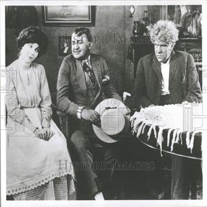 1955 Press Photo Actor Jean Hersholt