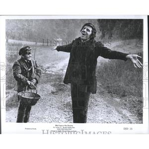 Press Photo A Scene From The 1968 Doctor Dolittle