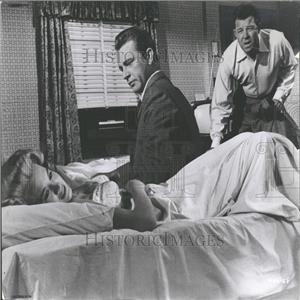 1960 Photo Actor Richard Buton In The Bramble Bush