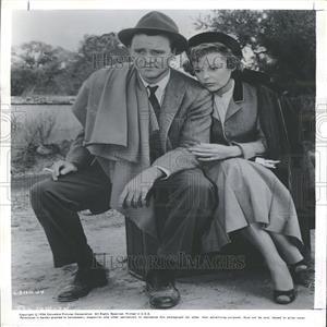 1956 Press Photo Jack Lemmon American Actor Musician