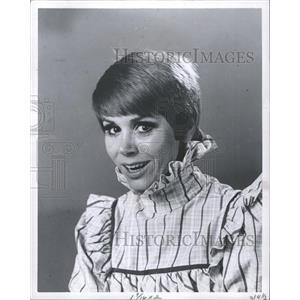 1969 Press Photo Judy Carne English actress