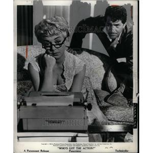 1962 Press Photo Actors Lana Turner And Dean Martin