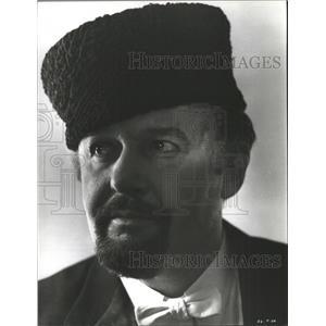 1965 Press Photo Rod Steiger American Film Movie Actor