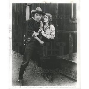 1955 Press Photo Harry Carey, Jr. American film actor