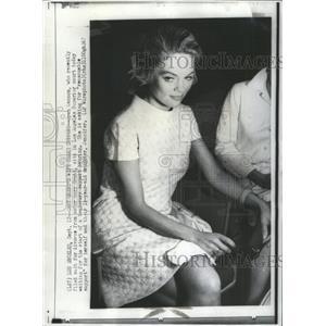 1967 Press Photo Dyan Cannon Divorce Gary Grant