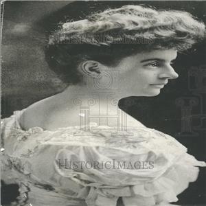 1907 Press Photo Mrs Max Shamanism East Africa Jungles