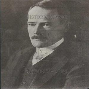 1906 Press Photo German Businessman Krupp Von Bohlen