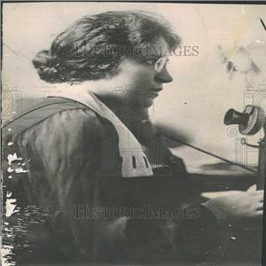 1918 Press Photo Anna Moskowitz Kross Counsel Lawyer